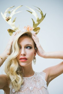 Charming Diy Winter Crown Holiday Party Ideas26