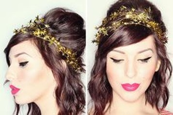 Charming Diy Winter Crown Holiday Party Ideas28