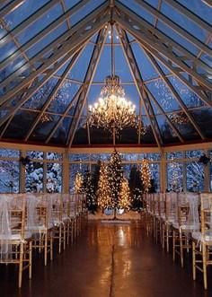 Classy Winter Wedding Ideas11