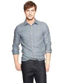 Cozy Plaid Shirt Outfit Christmas Ideas For Handsome Mens06
