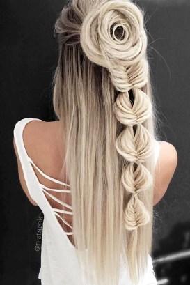 Cute Christmas Braided Hairstyles Ideas26