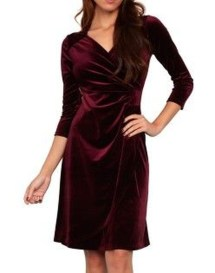 Cute Diy Wrap Mini Dress Ideas For Christmas Party14