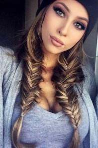 Latest Winter Hairstyle Ideas38