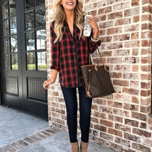 Outstanding Christmas Outfits Ideas23