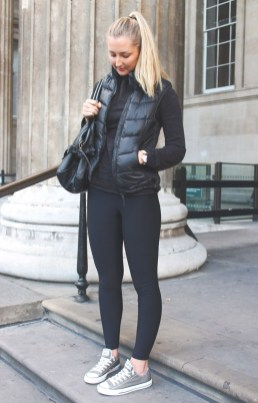 Best Winter Outfits Ideas With Leggings36