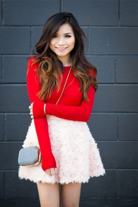 Classy Outfit Ideas For Valentine'S Day35