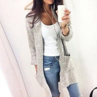 Classy Winter Outfits Ideas For School01