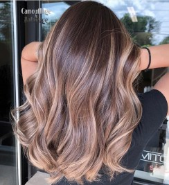 Fashionable Hair Color Ideas For Winter 201904