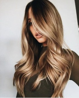 Fashionable Hair Color Ideas For Winter 201927
