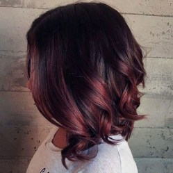 Fashionable Hair Color Ideas For Winter 201931