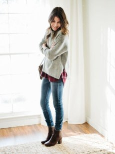 Flawless Winter Dress Outfits Ideas19