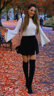Flawless Winter Dress Outfits Ideas34