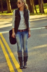 Incredible Winter Outfits Ideas With Leg Warmers03