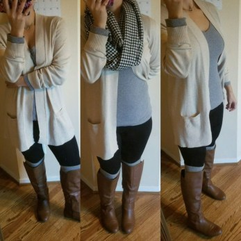 Incredible Winter Outfits Ideas With Leg Warmers17