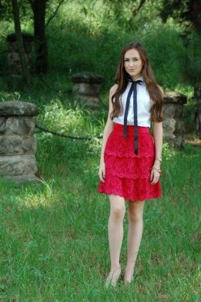 Inpiring Outfits Ideas For Valentines Day18