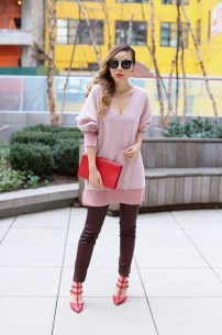 Inpiring Outfits Ideas For Valentines Day23