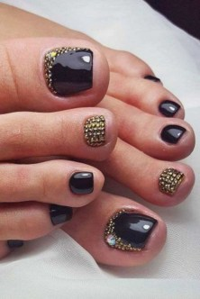 Stunning Toe Nail Designs Ideas For Winter13