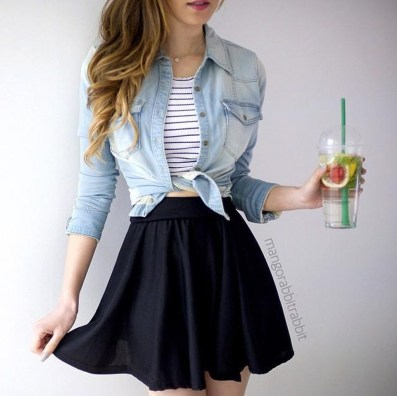 Captivating Spring Outfit Ideas34