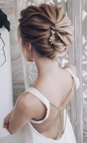 Classy Wedding Hairstyles Ideas23