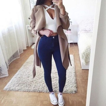 Cute Spring Outfits Ideas17