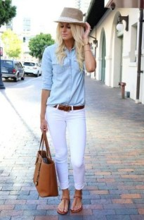 Fascinating Outfit Ideas For Spring10