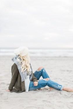 Stylish Fashion Beach Outfit Ideas25