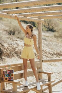 Stylish Fashion Beach Outfit Ideas26