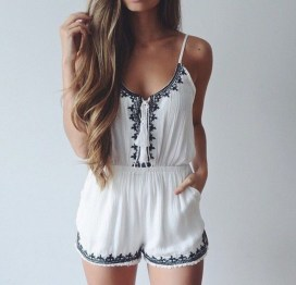 Delightful Fashion Outfit Ideas For Summer31
