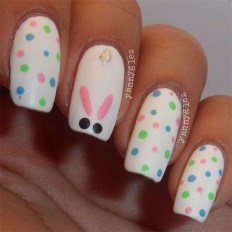 Modern Easter Nail Art Design Ideas18