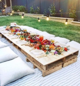 Pretty Backyard Reception Decoration Ideas23