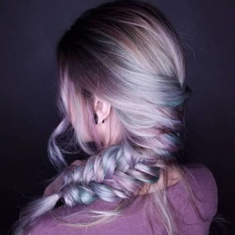 Stylish Mermaid Braid Hairstyles Ideas For Girls34