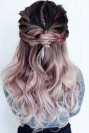 Stylish Mermaid Braid Hairstyles Ideas For Girls37