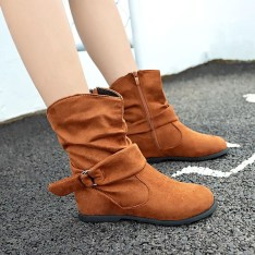 Best Ideas To Wear Wide Ankle Boots This Spring26