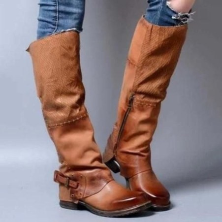Best Ideas To Wear Wide Ankle Boots This Spring32