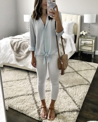 Cute Workwear Outfit Ideas For Summer09