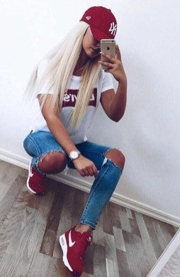 Excellent Spring Fashion Outfits Ideas For Teen Girls34