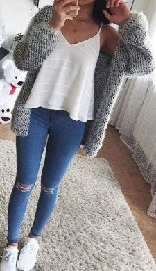 Excellent Spring Fashion Outfits Ideas For Teen Girls36