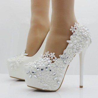 Lovely Wedding Shoe Ideas To Get Inspired01