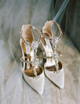 Lovely Wedding Shoe Ideas To Get Inspired21