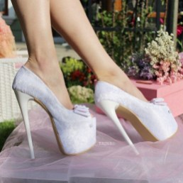 Lovely Wedding Shoe Ideas To Get Inspired26