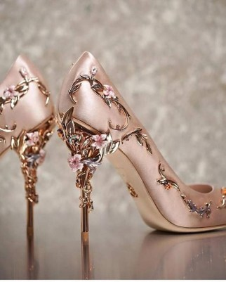 Lovely Wedding Shoe Ideas To Get Inspired32
