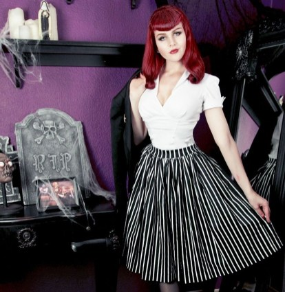Unordinary Retro Outfit Ideas For Girl26