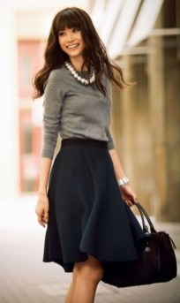 Attractive Business Work Outfits Ideas For Women 201913