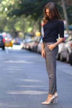 Attractive Business Work Outfits Ideas For Women 201930