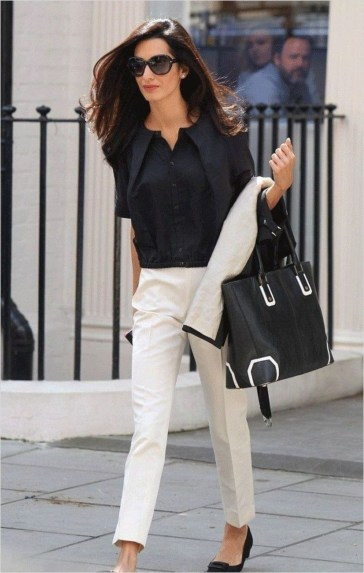 Attractive Business Work Outfits Ideas For Women 201942