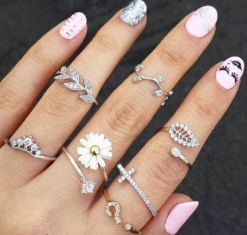 Captivating Silver Accessories Ideas For Add In Your Appearance27