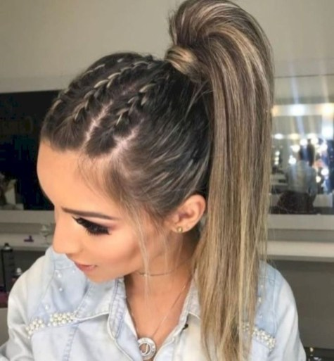 Fascinating Hairstyles Ideas For Girl34