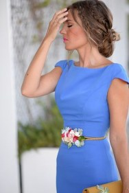 Fashionable Hairstyle Ideas For Summer Wedding Guest01