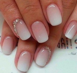 Inspiring Nail Art Ideas For Wedding Party38