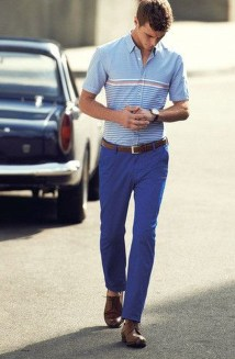 Outstanding Mens Chinos Outfit Ideas For Casual Style25